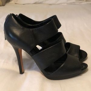 White House Black Market Black Heel- 6